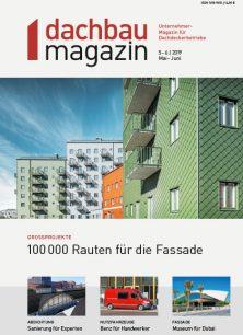 dachbaumagazin Ausgabe 5-6.2019