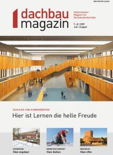 dachbaumagazin Ausgabe 7-8.2019