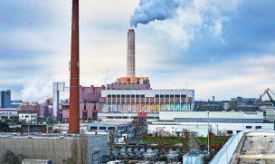 Müllheizkraftwerk in Schweinfurt