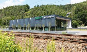 Produktionshalle in Probstzella