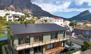 Wohnhaus in Kapstadt