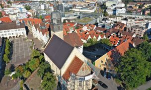 Stadtkirche in Böblingen
