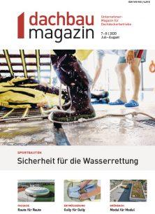 dachbaumagazin Ausgabe 7-8.2020