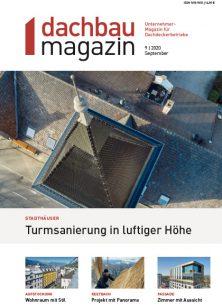 dachbaumagazin Ausgabe 09.2020
