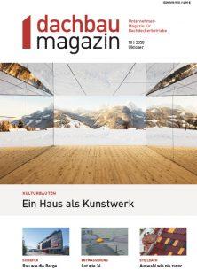 dachbaumagazin Ausgabe 10.2020