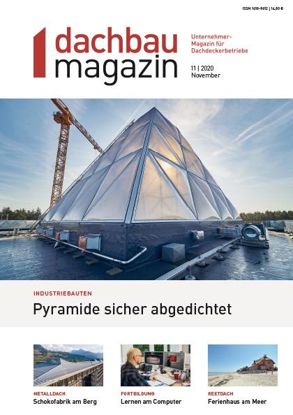 dachbaumagazin Ausgabe 11.2020