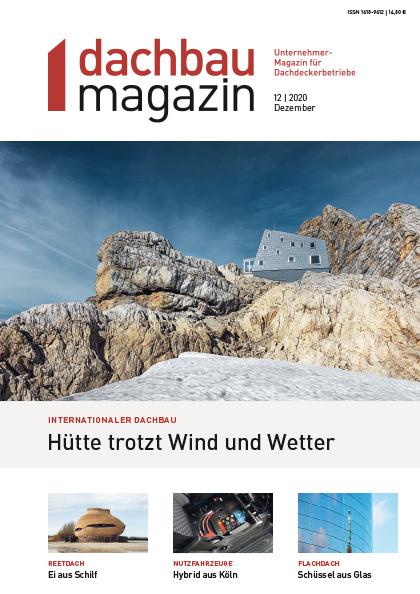 dachbaumagazin Ausgabe 12.2020