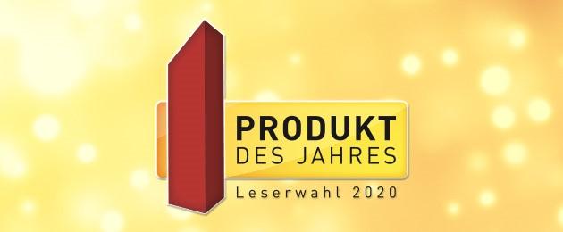 Abstimmung zum Produkt des Jahres 2020