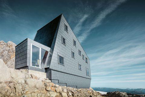 Ein Haus wie ein Fels