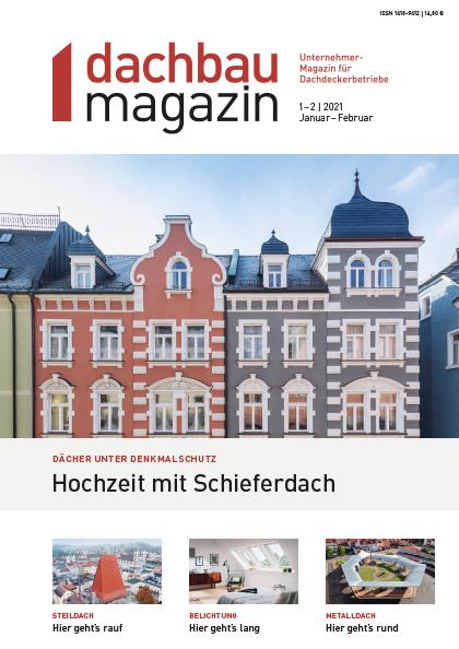 dachbaumagazin Ausgabe 1-2.2021