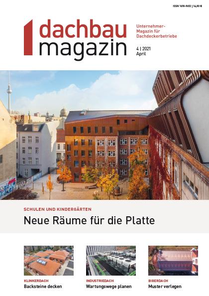 dachbaumagazin Ausgabe 04.2021