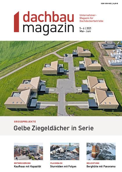 dachbaumagazin Ausgabe 5-6.2021