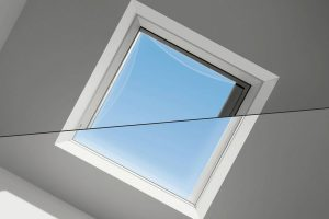 Attraktive Oberlichter mit hohem Lichteinfall