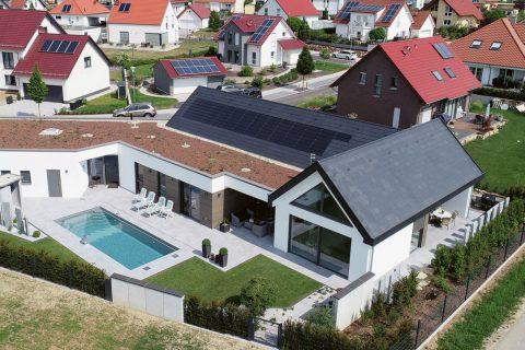 Neustart mit Solaranlage