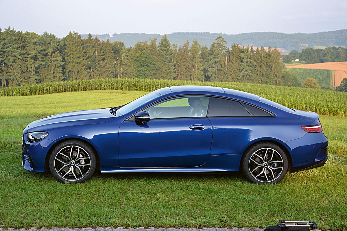 Mercedes E-Coupé