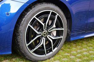 Mercedes E-Coupé Reifen