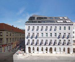Stadthäuser: Steildach