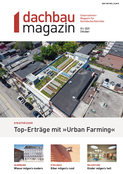 dachbaumagazin Ausgabe 10.2021